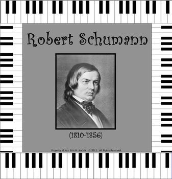 Robert Schumann: The Wild Horseman/The Happy Farmer - PPT ED.
