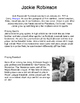 Roberto Clemente & Jackie Robinson- Informative