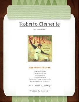 Roberto Clemente, Journeys