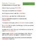 Roberto Clemente - Worksheet - Answer Key