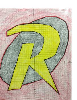 Robin Coordinate Drawing