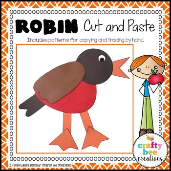 Robin Cut and Paste