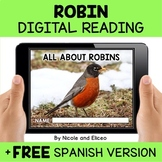 Robin Reading Comprehension for Google Classroom