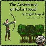 Robin Hood-An English Legend