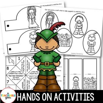 Robin Hood- Book Companion