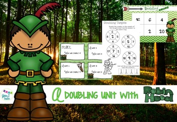 Robin Hood Doubling {year2tastic}