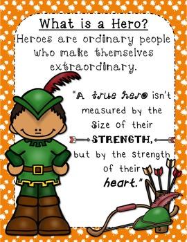 Robin Hood Hero Poster