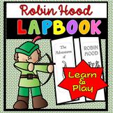 Robin Hood Lapbook