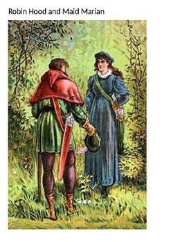 Robin Hood Picture Pack