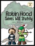 Robin Hood Saves Will Stutely Benchmark Advance Reading Co