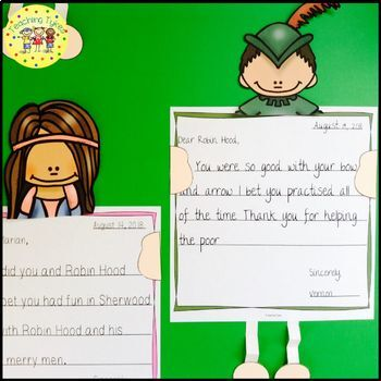 Robin Hood Worksheets Activities Games Printables and More