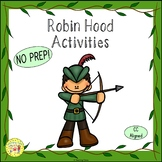 Robin Hood Activities