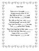 Robin Poem Poetry Center Pack