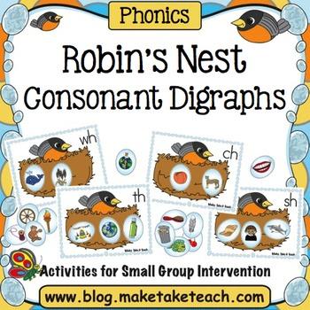 Digraphs - Robin's Nest