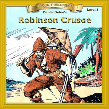 Robinson Crusoe 10 Chapter Audiobook