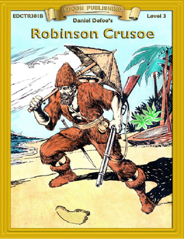 Robinson Crusoe 10 Chapter Reader