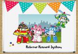Robocar Robot Reward system /VIPKIDS / Gogokid/ Dada/ Qkid