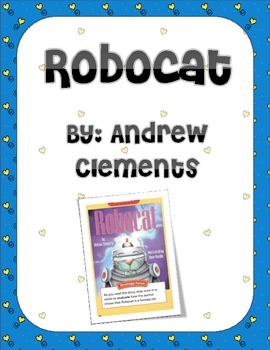 Robocat, by Andrew Clements