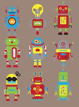 Robocolor - Additions