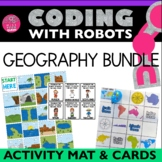Coding and Robotics GEOGRAPHY BUNDLE