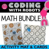Robot Activity Mat MATH BUNDLE