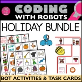 Robot Activity Mats Holiday GROWING Bundle
