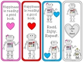 Robot Bookmarks