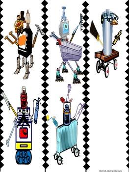 Robot Border