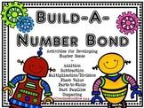 Robot Build a Number Bond Activity Pack