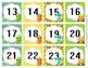 Robot Calendar Numbers