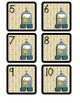 Robot Calendar Pieces