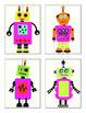 Robot Color Puzzles