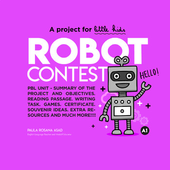 Robot Contest Project