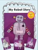 Robot Craft and Writing Activity