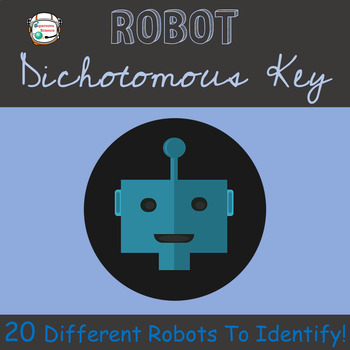 Robot Dichotomous Key- Taxonomy Practice