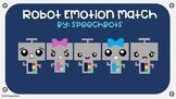 Robot Emotion Match