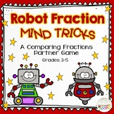 Robot Fraction Mind Tricks: A Comparing Fractions Game