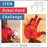 Robot Hand STEM Activity using Engineering Design