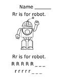 Robot Handwriting