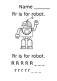 Robot Handwriting