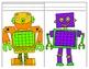 Robot Incentive Charts-FREEBIE