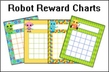 Robot Incentive Reward Charts
