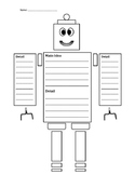 Robot Main Idea Organizer