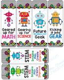 STEM - Robotics - Engineering - Gears