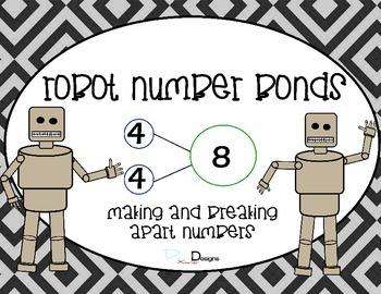 Robot Number Bonds
