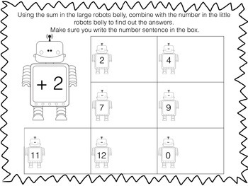 Robot Number Crunching
