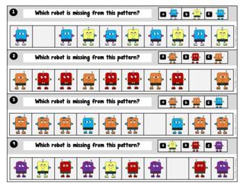 Robot Patterns