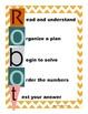 Robot Problem Solving Strategies Bulletin Board