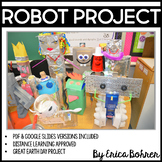 Robot Project - PDF & Distance Learning Resource