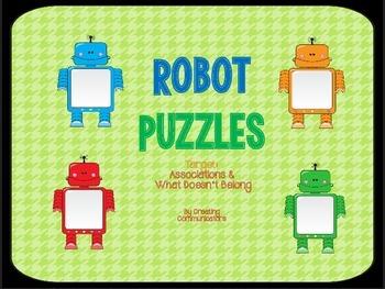 Robot Puzzles